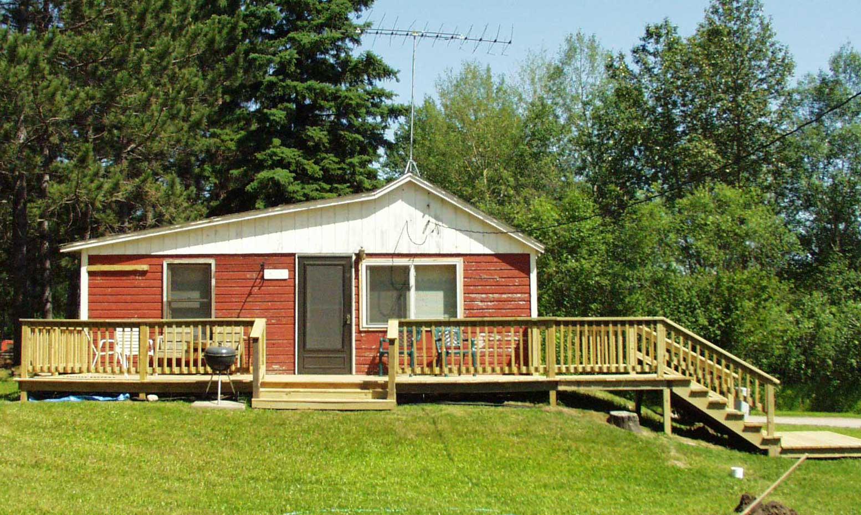 Voyageurs Sand Lake Resort Cabin Rentals